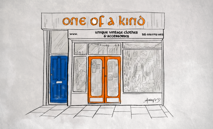 One of a Kind - London