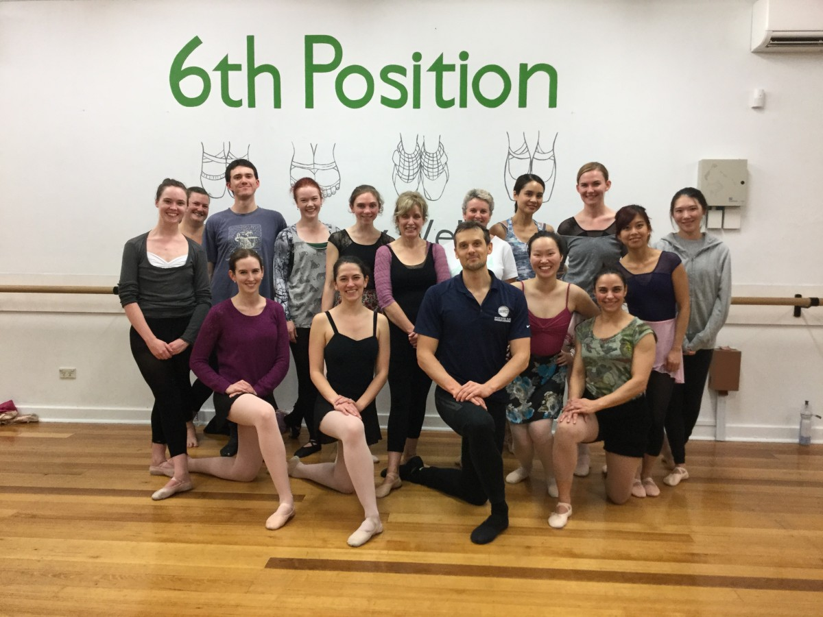 6th Position Dance Studio for Adults