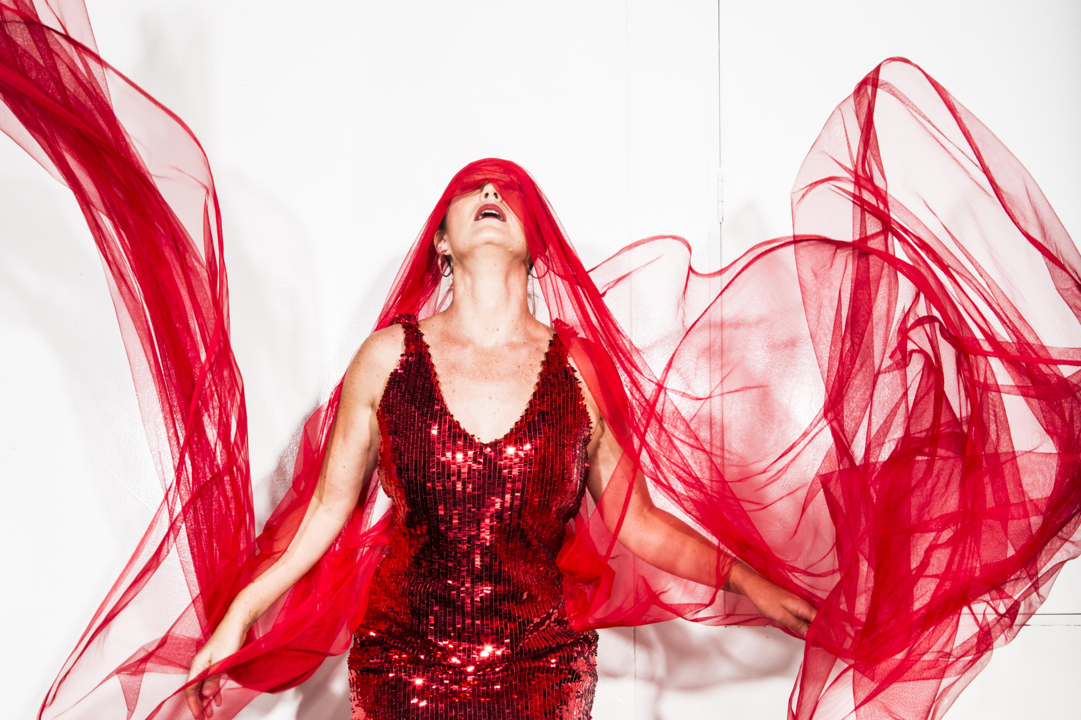 Liz Lea Red
