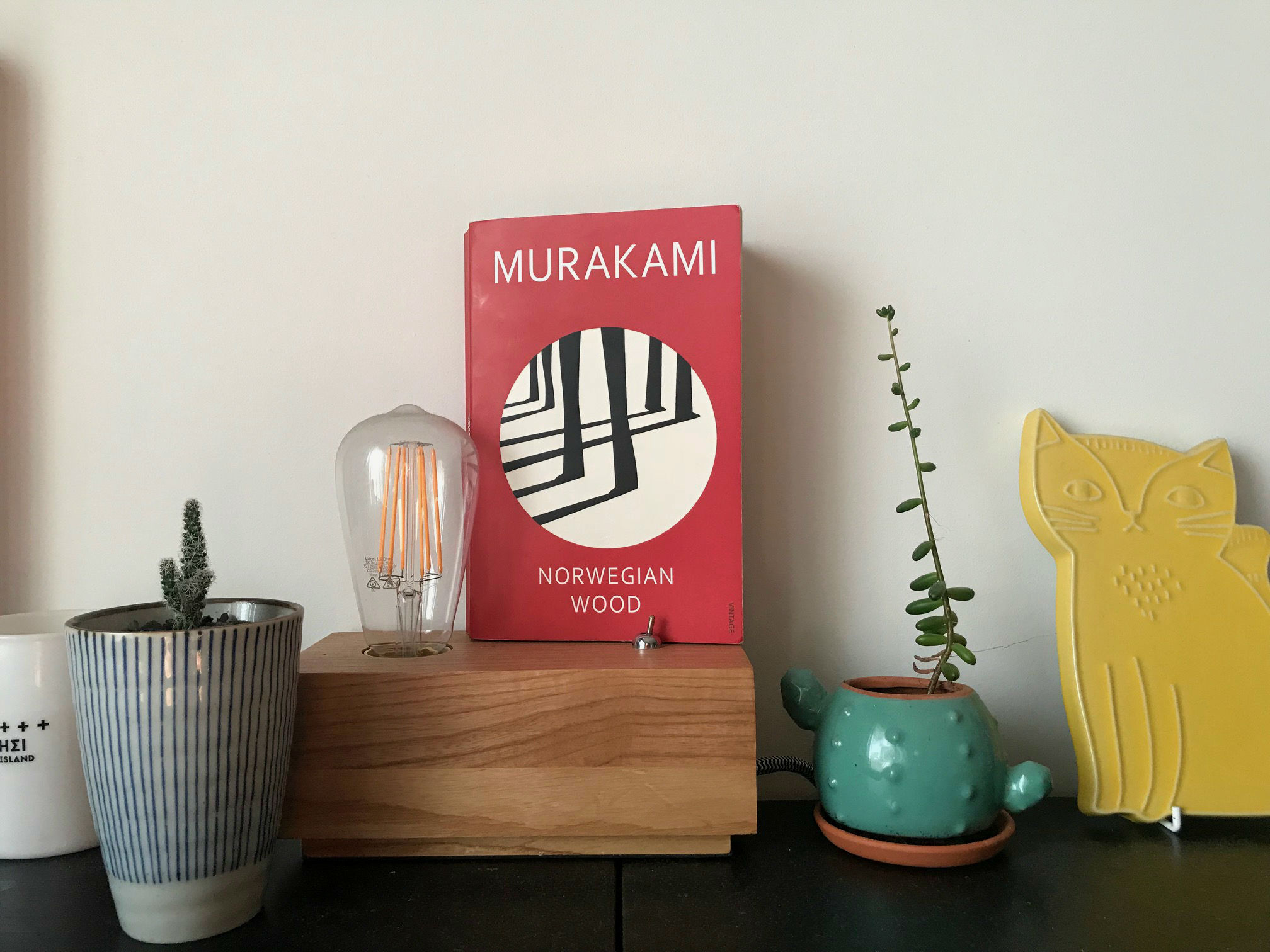 Norwegian Wood Book Review